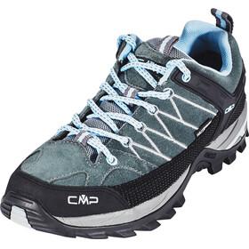CMP Campagnolo Rigel Low WP Schoenen Dames blauw/zwart